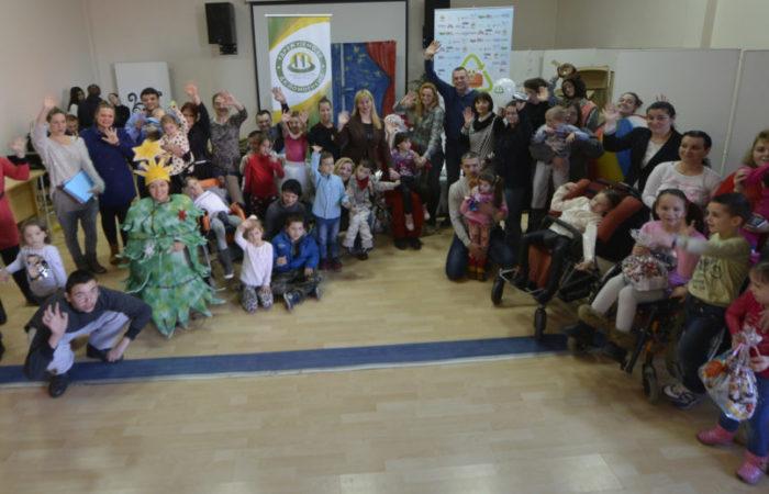 Pomoc deci oboleloj od cerebralne paralize ugnovisad