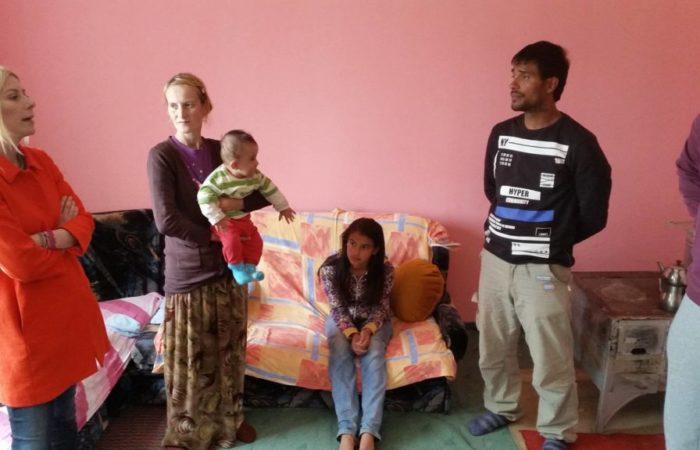 Pomoc porodici Haziri ugnovisad